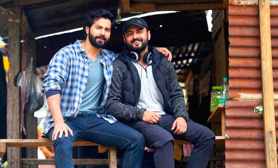 Varun Dhawan: Lucky to shoot 'Bhediya' in the Covid-free town of Ziro