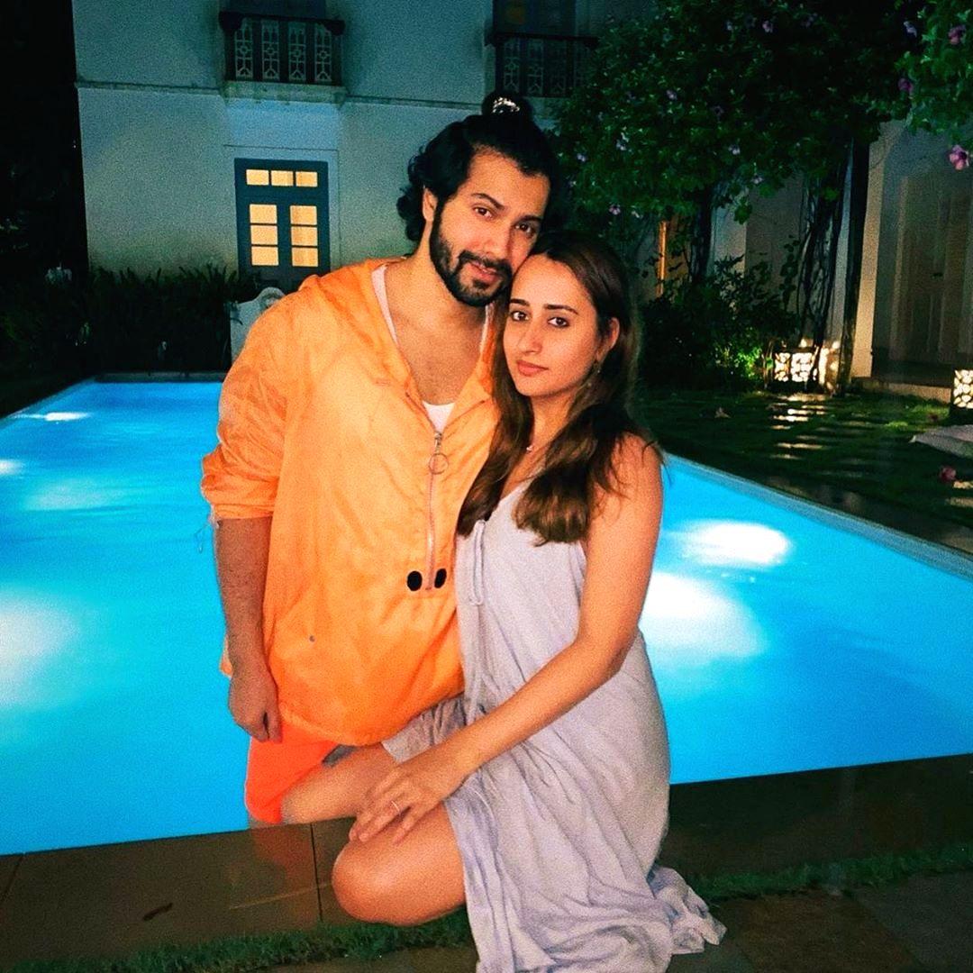 Varun Dhawan to girlfriend Natasha: Won't be afraid as long as you stand by me