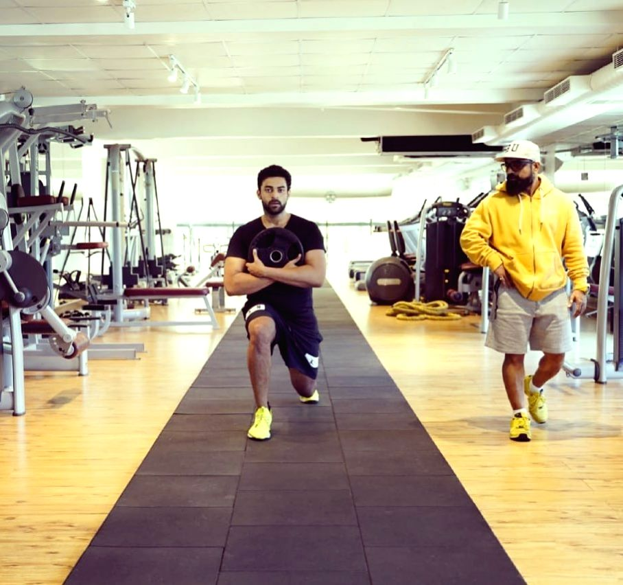 Varun Konidela says leg days are lethal if you want to stay fit(Photo:Instagram)