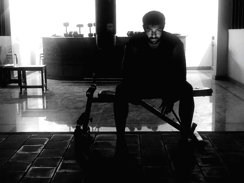 Varun Tej shares his 'focus' in new post.