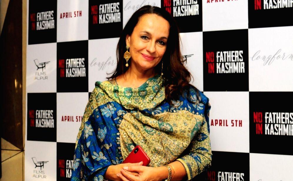 Veteran actress Soni Razdan. (File Photo: IANS)