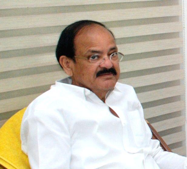 Vice President M. Venkaiah Naidu.(File Photo: IANS)