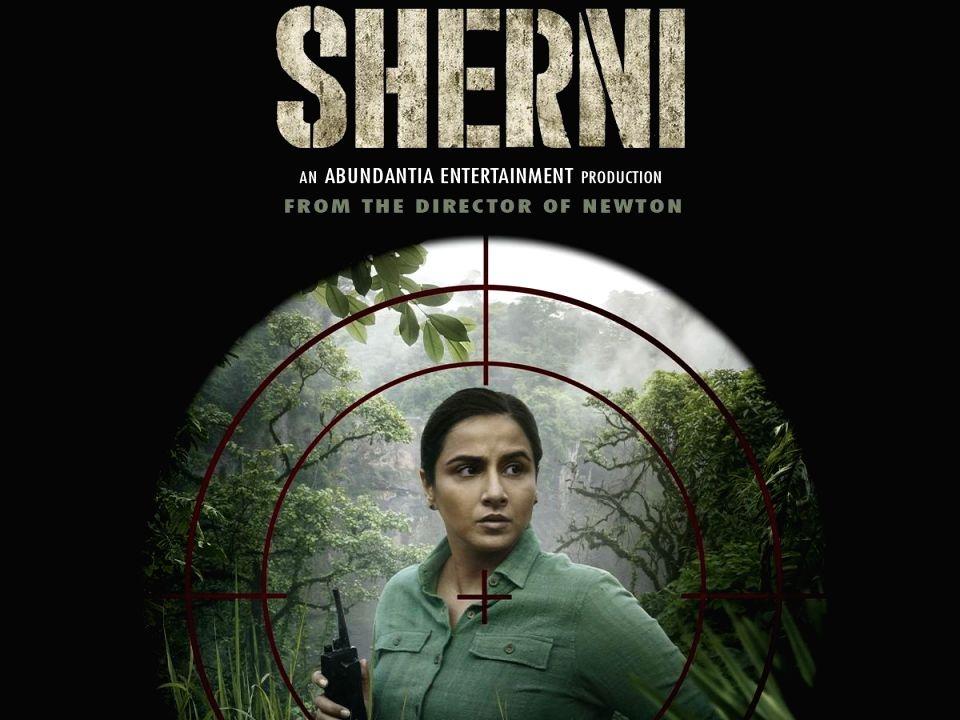 Vidya Balan-starrer 'Sherni' to release digitally in June