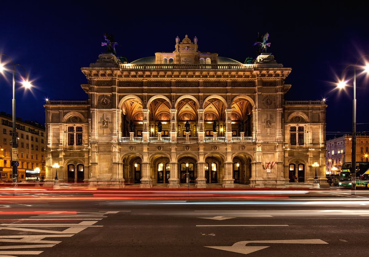 Vienna State Opera House: The Green City of Music