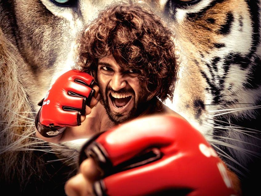 Vijay Deverakonda, Puri Jagannadh, Karan Johar, Charmme kaur Pan India Film Titled LIGER