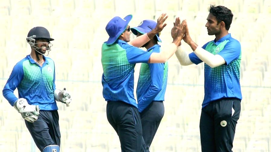 Vijay Hazare Trophy: Delhi score big win, enter pre-quarters