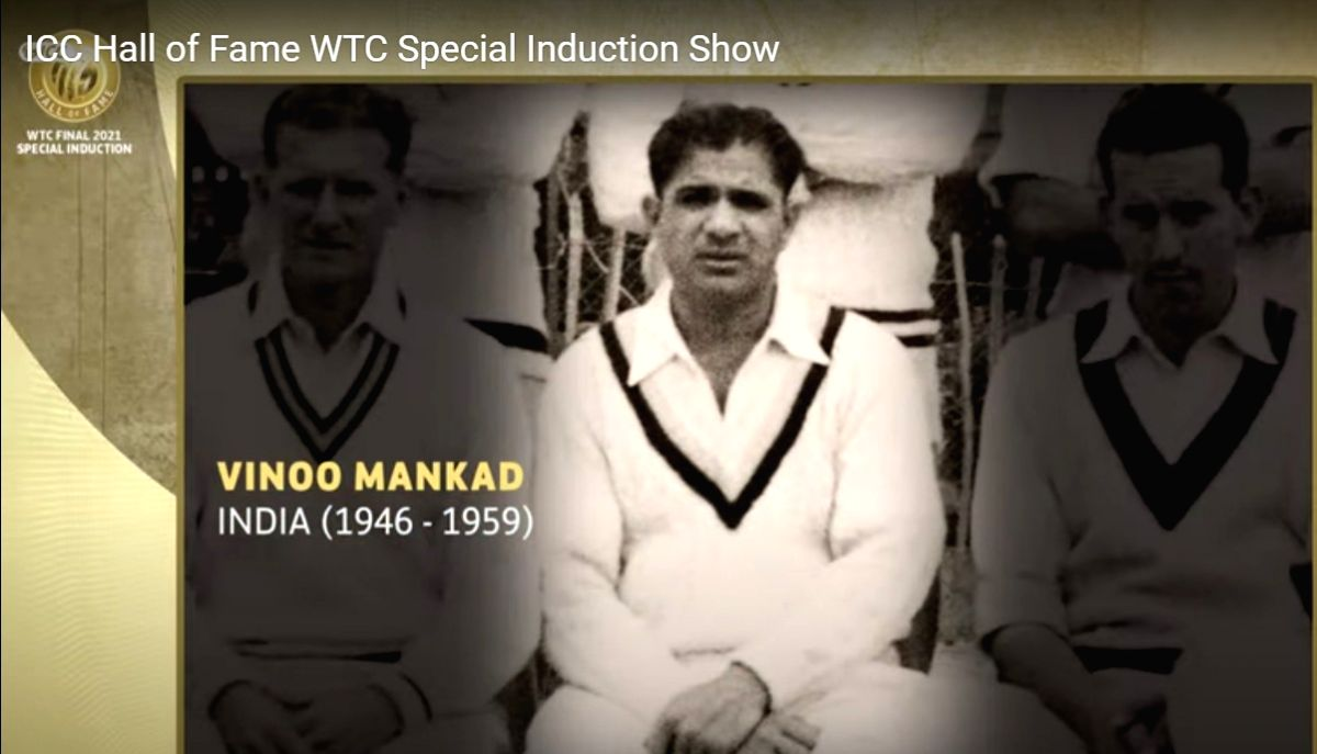 Vinoo Mankad, 9 other stalwarts inducted into ICC Hall of Fame.