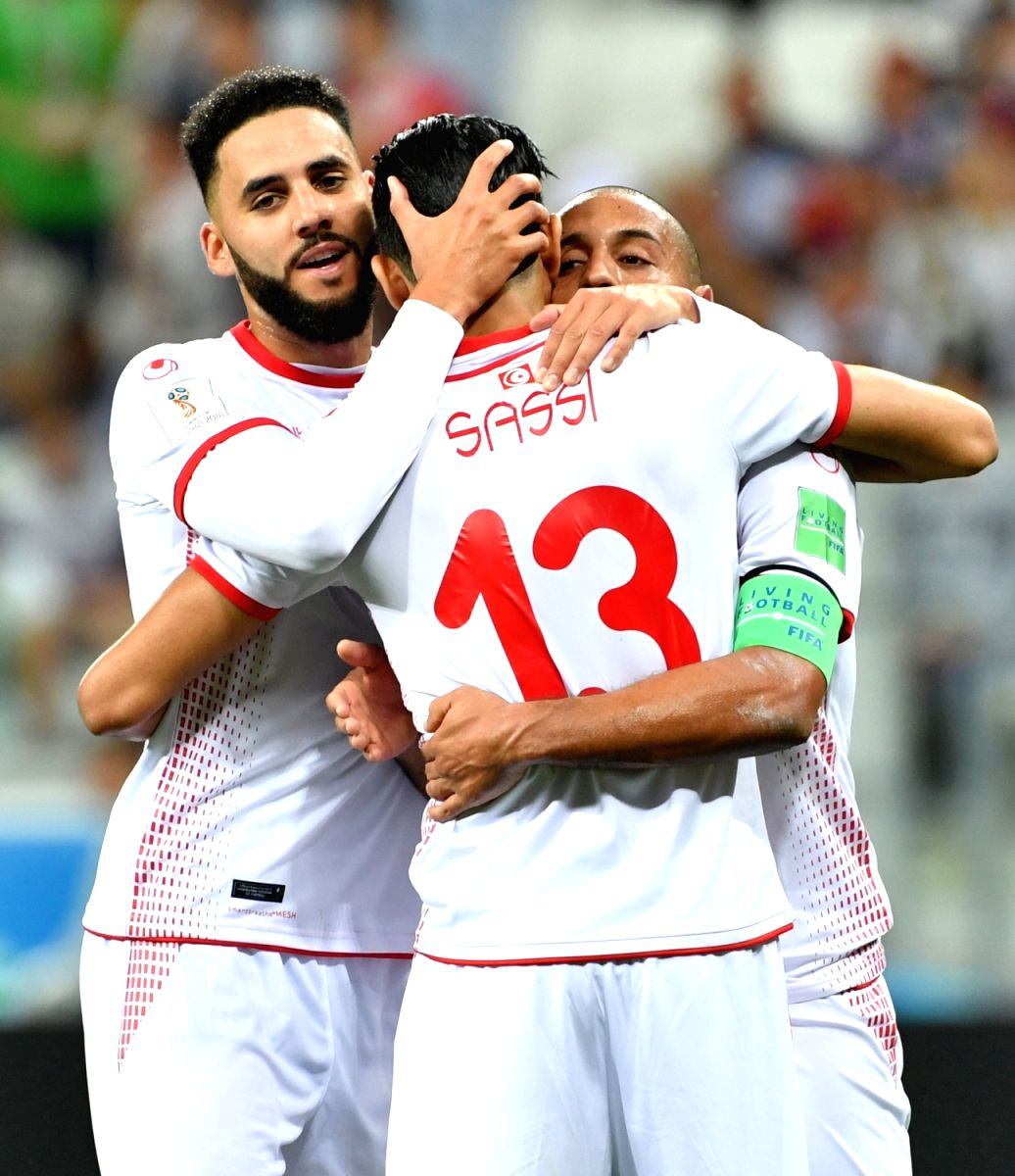 Tough luck for Tunisia as they remain winless in their last 12 World Cup matches.