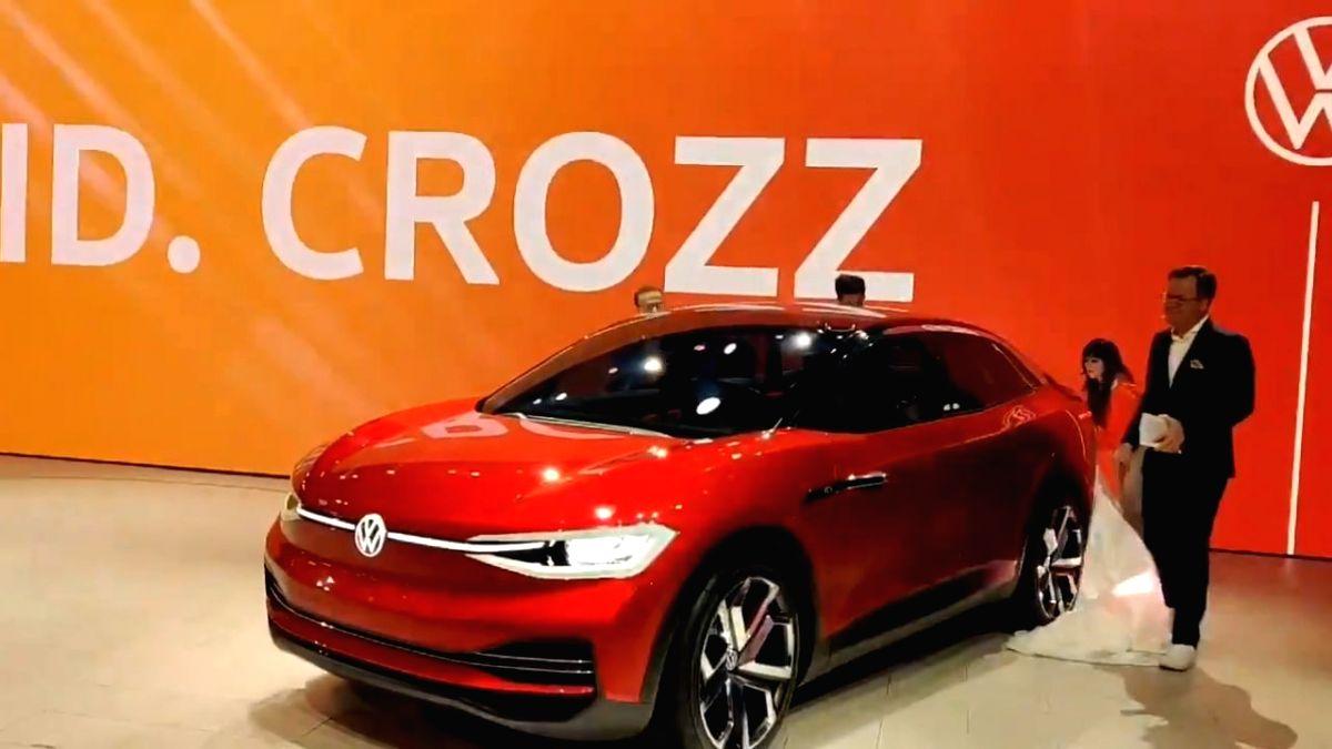 concept electric car
