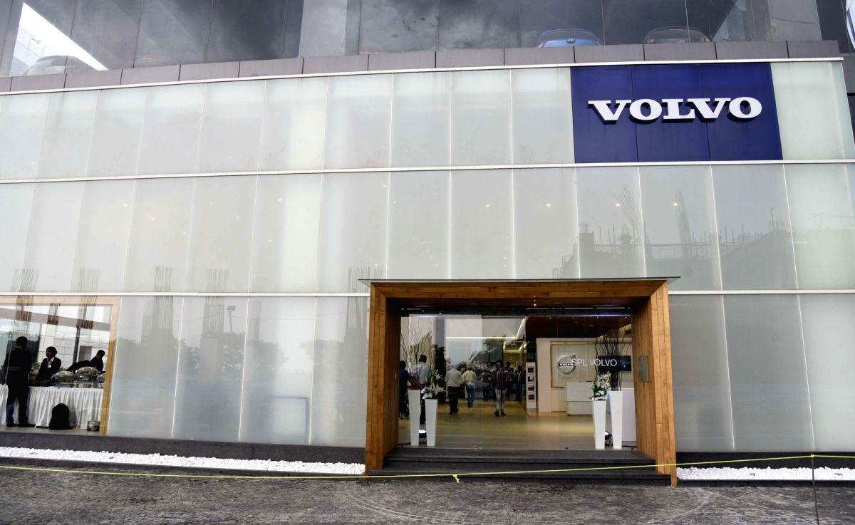 Volvo. (File Photo: IANS)