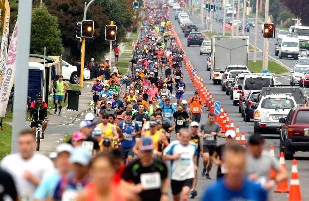 Voss clinches back-to-back Rotorua Marathon titles