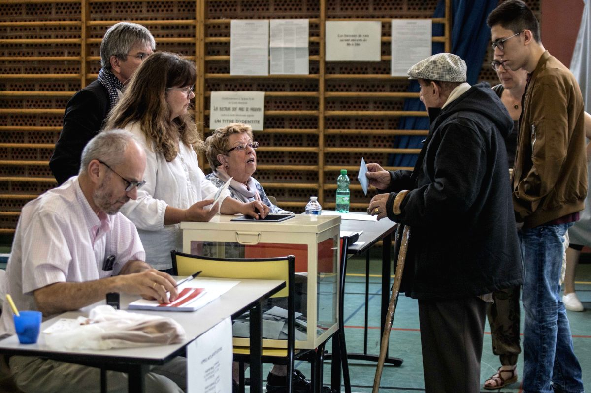 Voters go to polls in French local elections