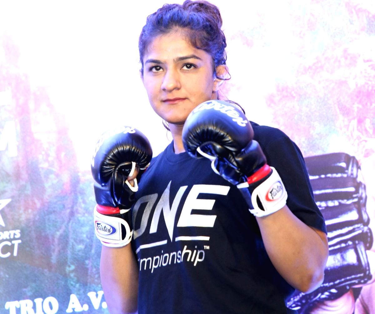 Want to finish the bout in the first round: Ritu Phogat.