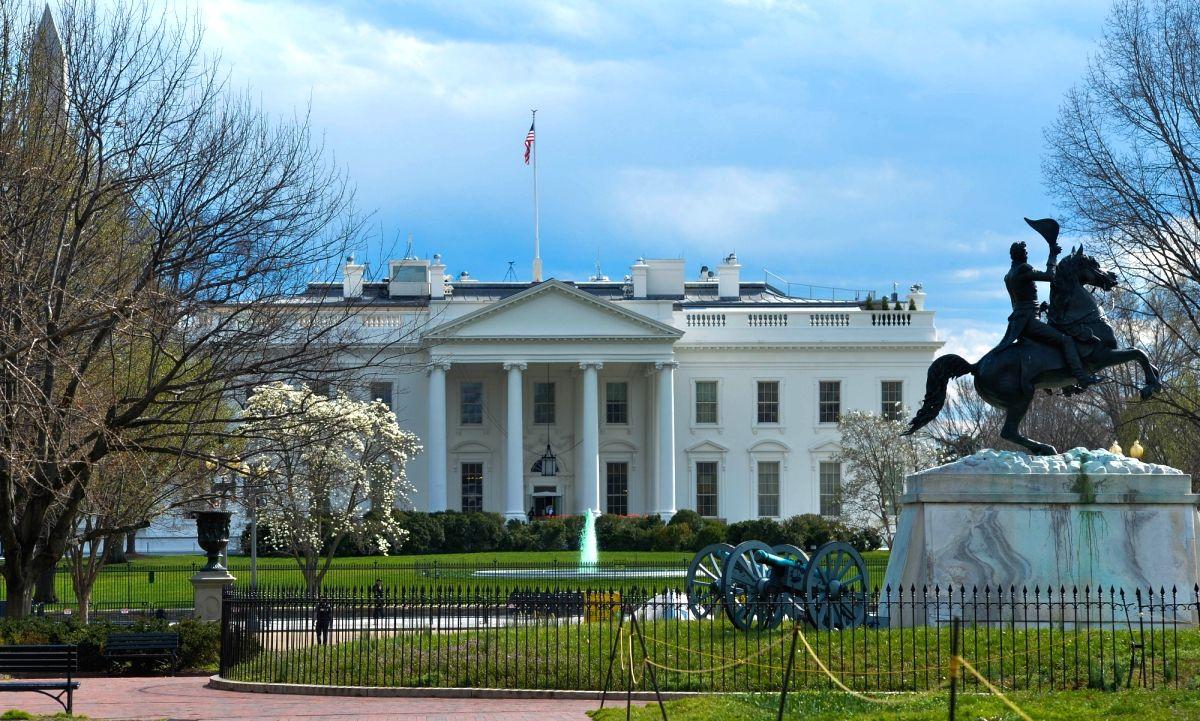 White House. (File Photo: IANS)