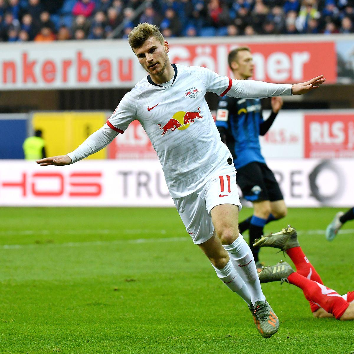 Werner on target as Leipzig beat Cologne in Bundesliga