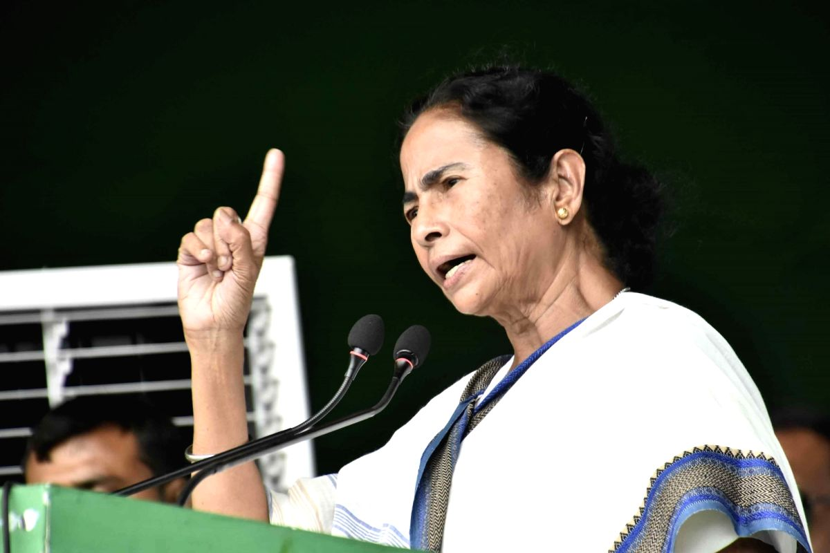 West Bengal Chief Minister Mamata Banerjee.(File Photo: IANS)