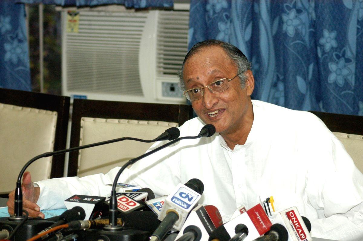 West Bengal Finance Minister Amit Mitra. (File Photo: IANS)