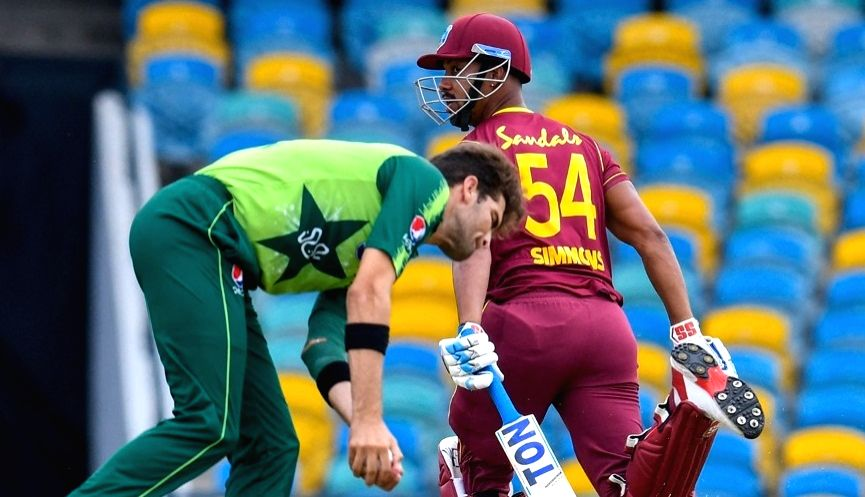 West Indies and Pakistan.(photo: West Indies twitter)