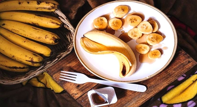 What's in a banana?