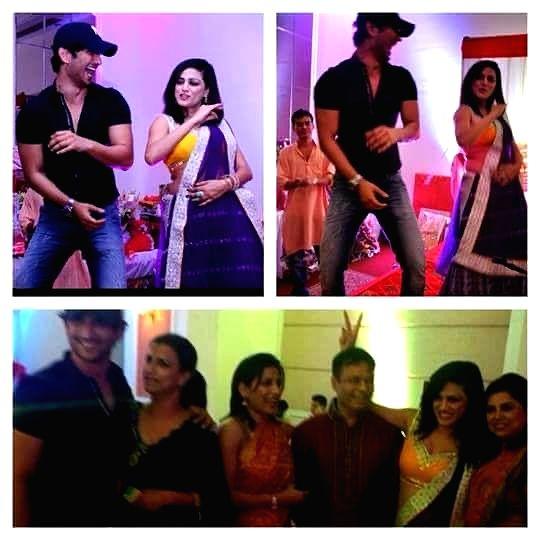 When Sushant danced to 'Tu cheez badi hai mast mast'.