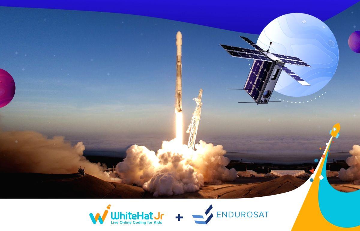 WhiteHat Jr joins EnduroSat to boost space education