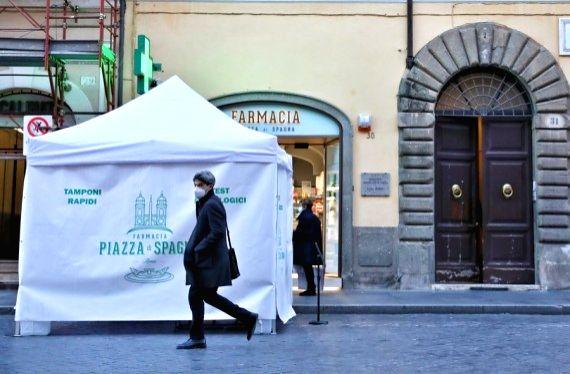 Italy's Covid indicators improving ahead of curbs lifting, experts urge caution