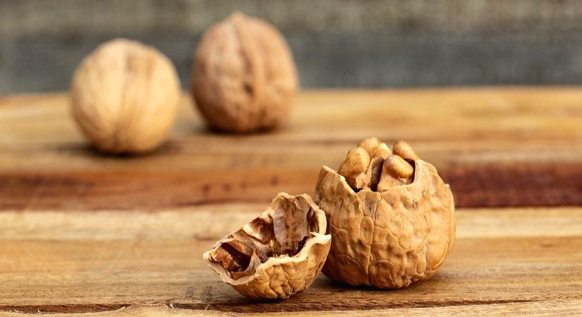 Why opt for walnuts.