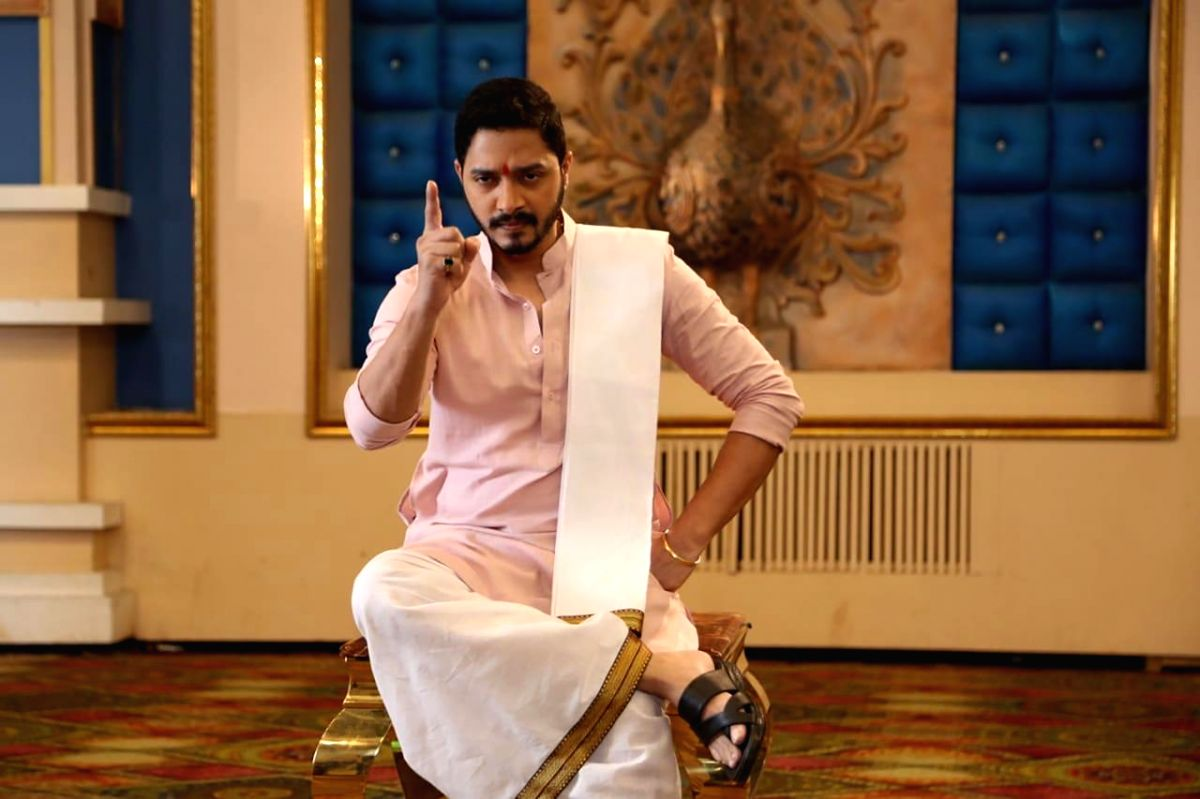 Shreyas Talpade's 10 kg weight gain for 'Love You Shankar'
