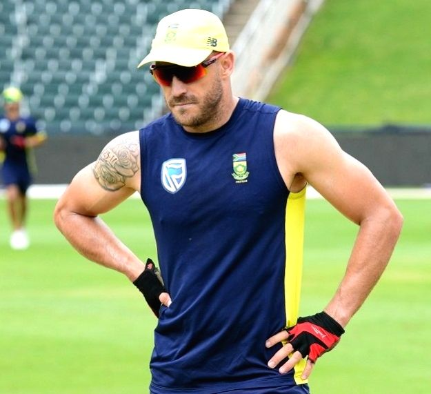 Wife of injured du Plessis wants a system for player emergency.
