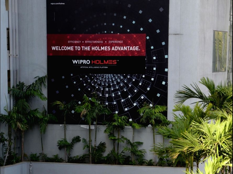 Wipro Campus in Bengaluru (File Photo)