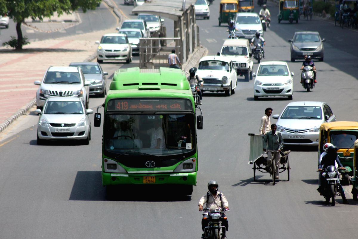Withdraw DTC buses given to police, orders Delhi transport dept