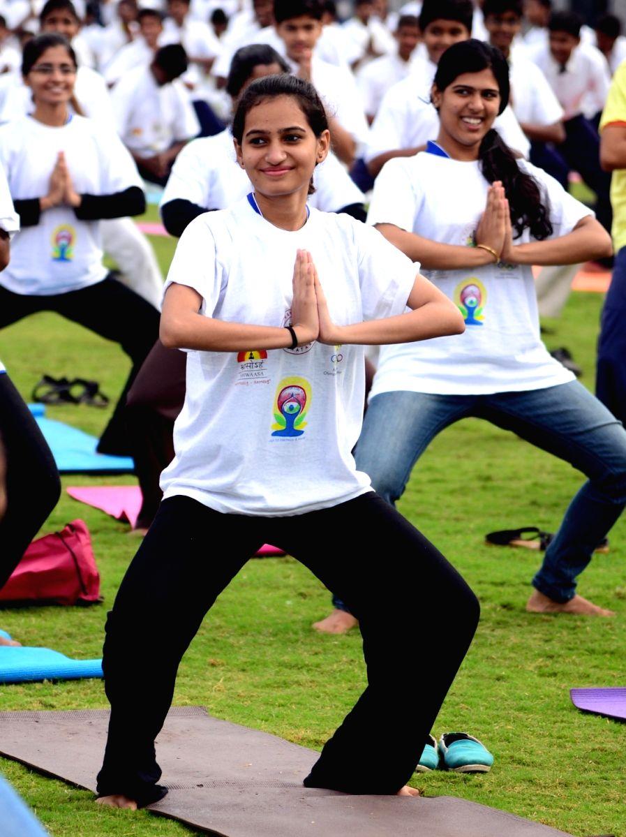 Yoga 'Celebrated' Worldwide