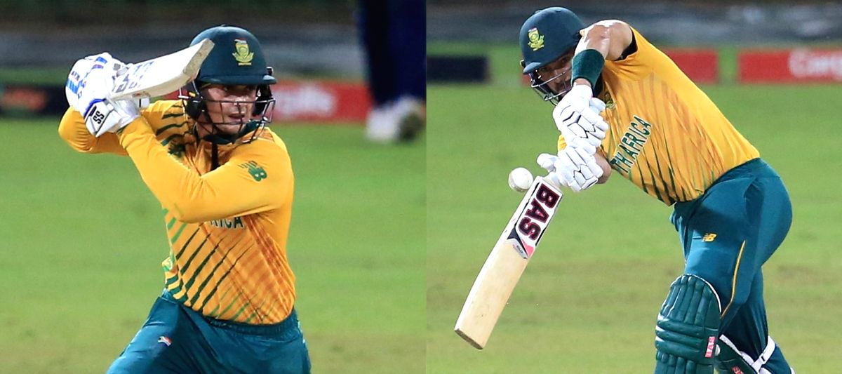 World cup-bound SA banking on players' IPL experience.(photo;Cricket South Africa twitter)