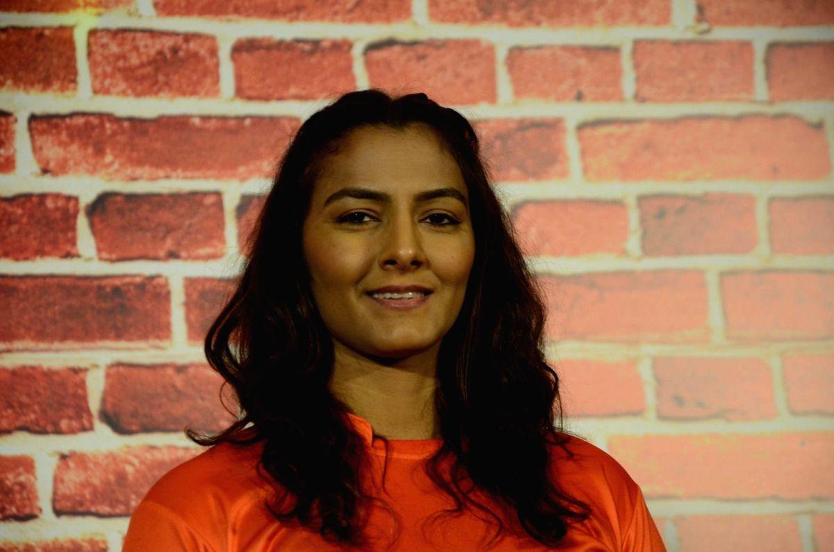 Wrestler Geeta Phogat