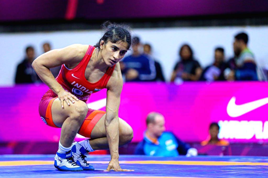 Olympics: Wrestler Vinesh Phogat loses in quarterfinals