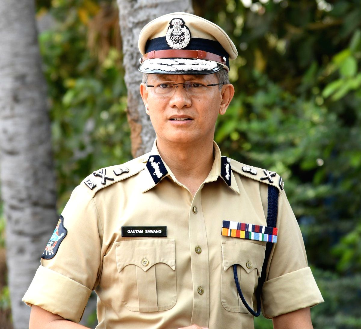 Write to me directly, not via media: Andhra DGP to Chandrababu  (Photo: IANS TWITTER)