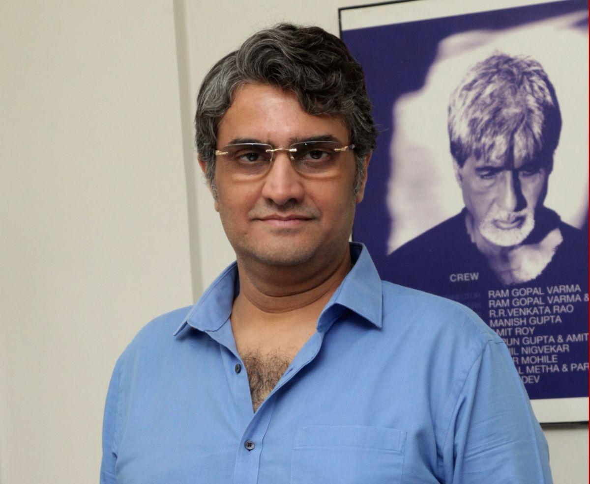 Writer-director Manish Gupta.