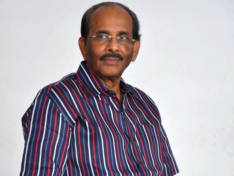 Writer K. V. Vijayendra Prasad. (File Photo: IANS)