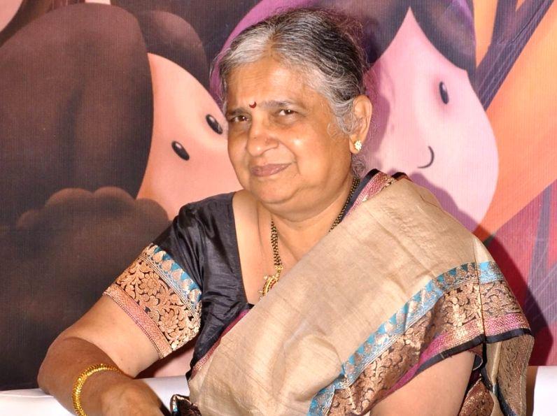 Writer Sudha Murty