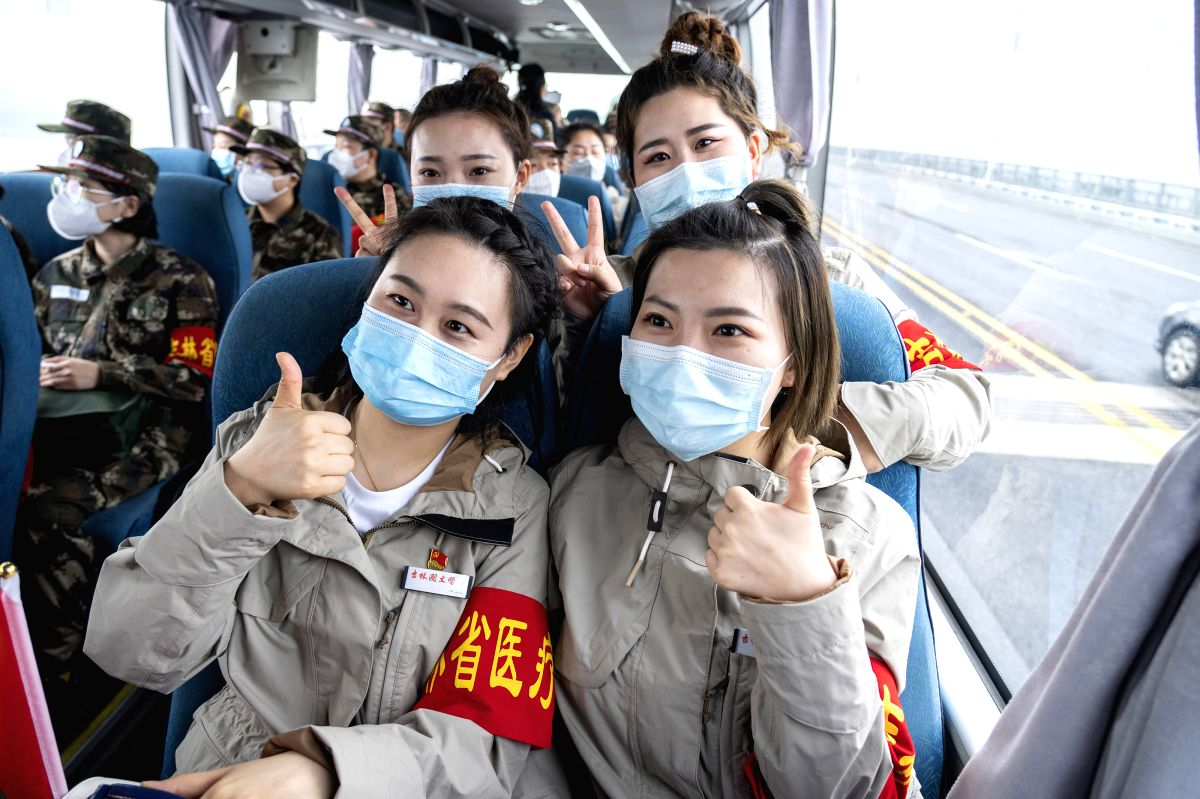 Wuhan reopens more bus routes