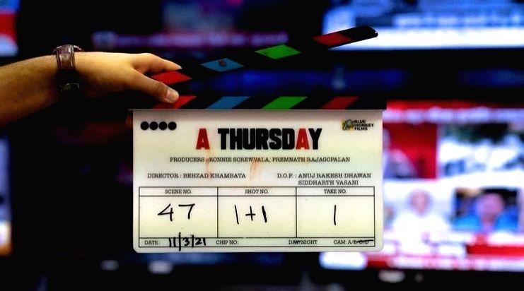 'A Thursday'.