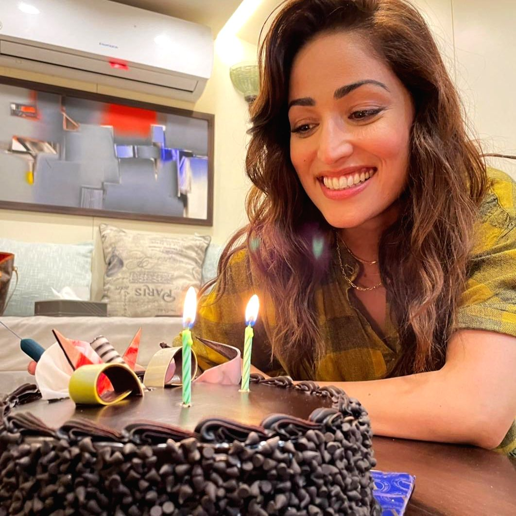 Yami Gautam traces her journey from TVC to films (Credit: Instagram)