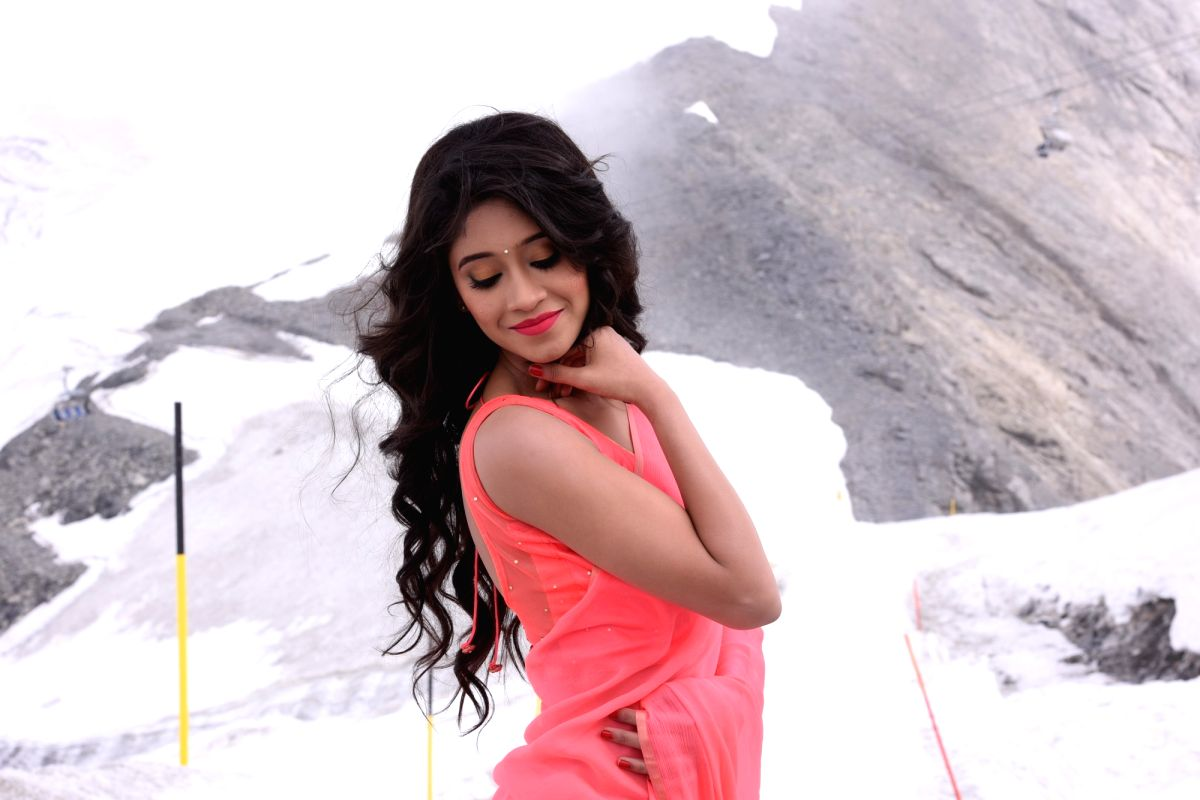 """""""Yeh Rishta Kya Kehlata Hai"""" actress Shivangi Joshi says she loves her profession, and her fans play a huge role in it."""