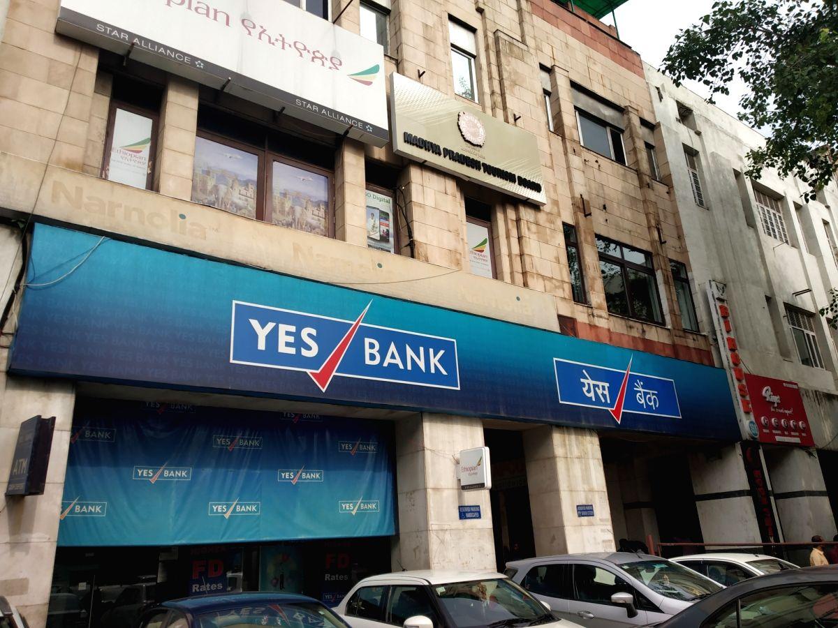 Yes Bank. (File Photo: IANS)