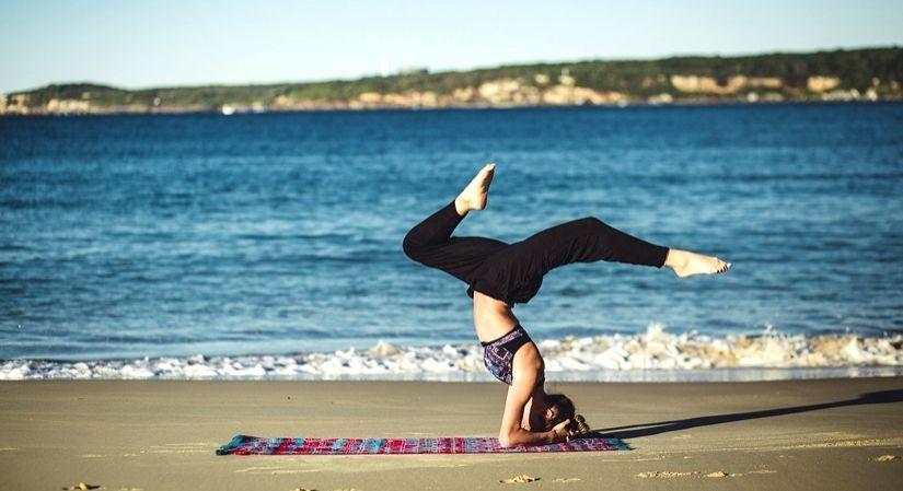 Yoga to improve reproductive, sexual health. (Photo Courtesy: pixabay)
