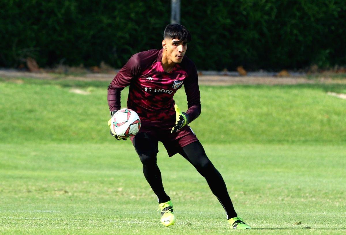'You cannot stop', Milkhaji once told me: India goalkeeper Sandhu