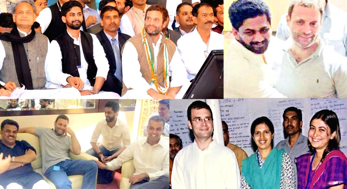 Young turks recall how Rahul Gandhi infused fresh blood in party.