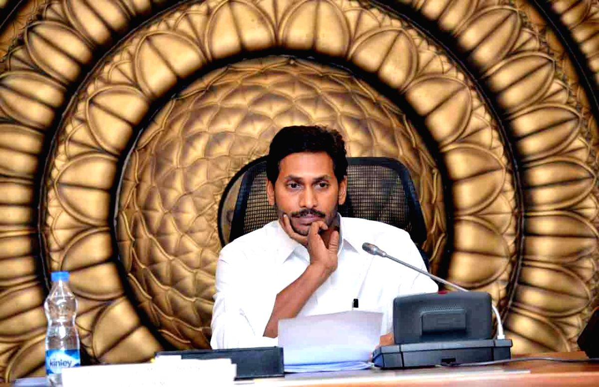 YS Jagan Mohan Reddy. (File Photo: IANS) �