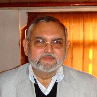 Zafarul-Islam Khan.