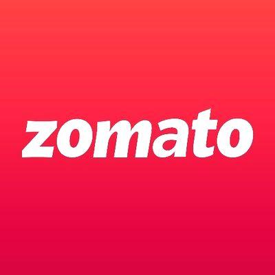Zomato. (Photo: Twitter/@Zomato)